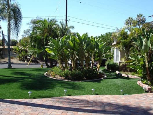 artificial turf benefits for your lawn