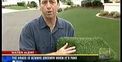 Home Turf Synthetic Grass featured on News Channel 8 San Diego